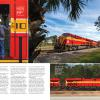 Cover story for Locomotive magazine, 2015.